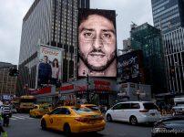ナイキNYC広告:49ersコリン・キャパニック